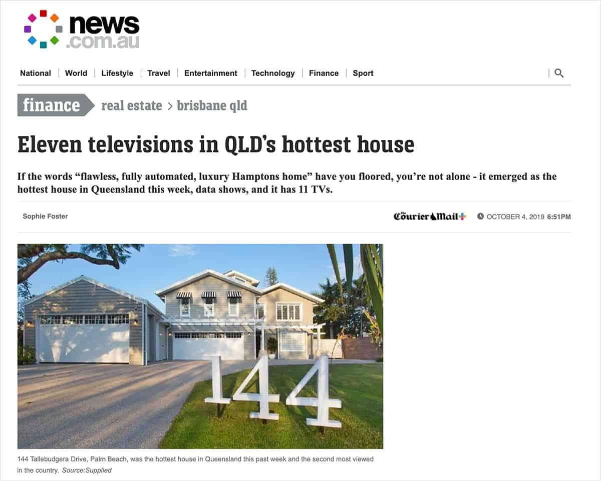 Queenslands Hottest House
